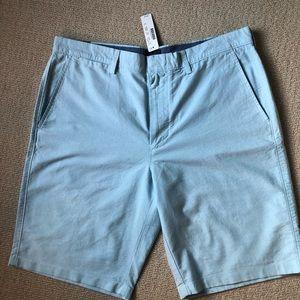 J Crew men's linen shorts NWT